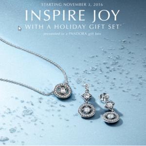 Pandora Vintage Allure Gift Set 2016