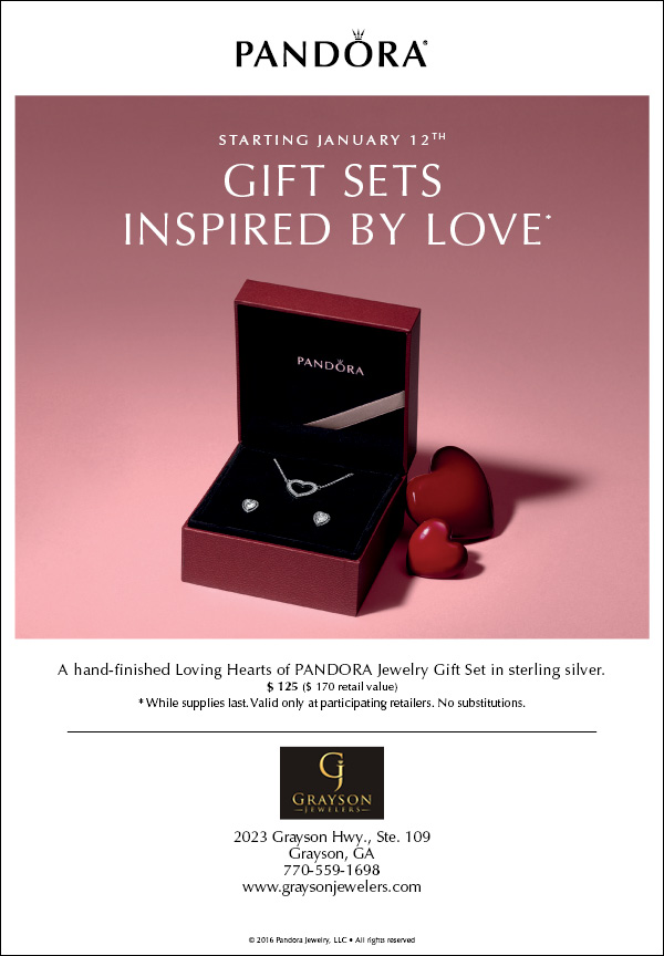 Grayson Jewelers - Loving Hearts of Pandora