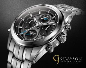 Bulova Watches | Grayson Jewelers