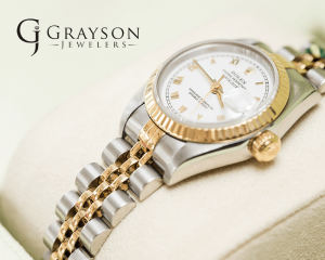 Used Rolex Watches | Grayson Jewelers