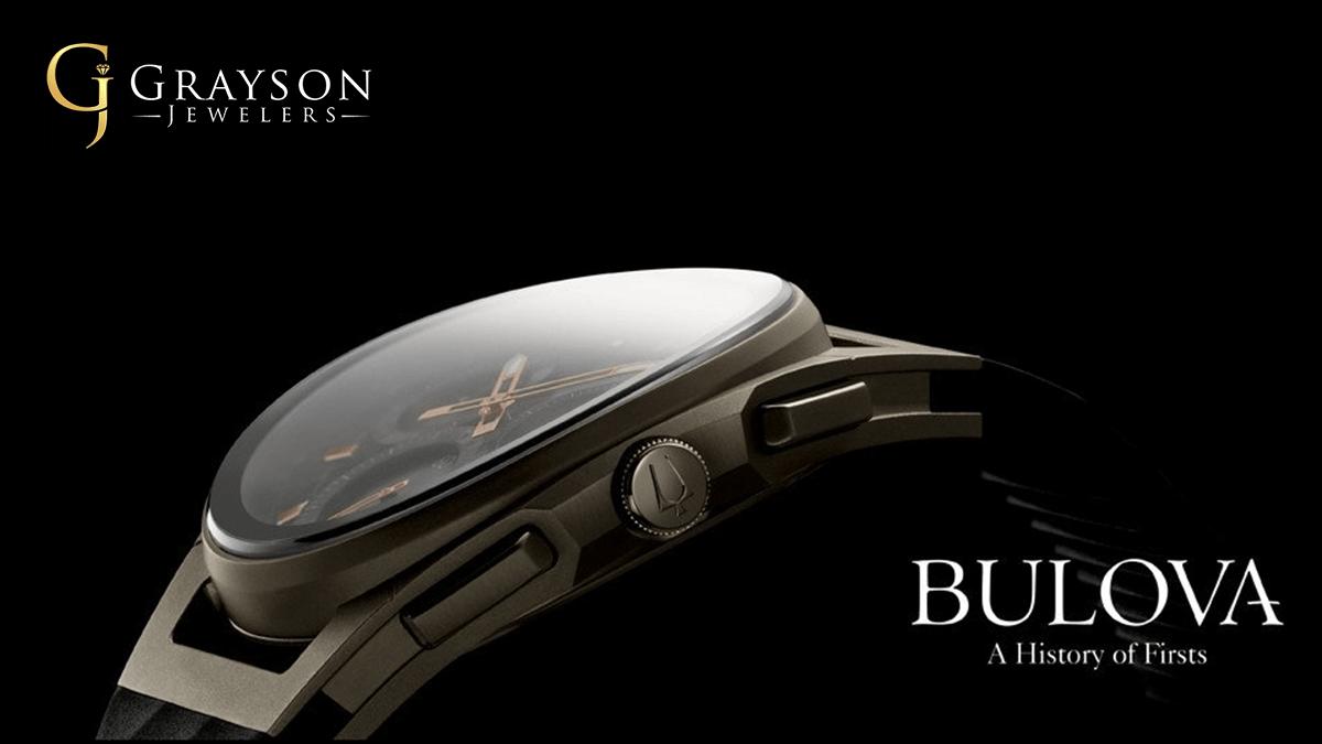 Bulova Curv Watches | Grayson Jewelers