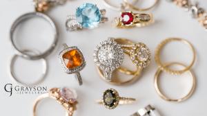 Custom Jewelry   Grayson Jewelers