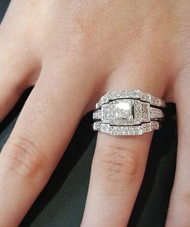 Upgrade Wedding Ring